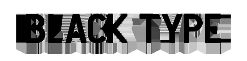 Blacktype Logo